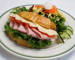 Ham Croissant