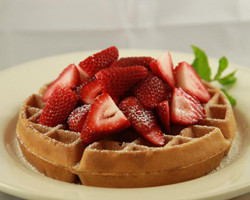 Waffle Versailles